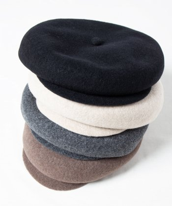 <img class='new_mark_img1' src='https://img.shop-pro.jp/img/new/icons15.gif' style='border:none;display:inline;margin:0px;padding:0px;width:auto;' />【Racal】Classic Wool Knit Casquette / クラシックウールニットキャスケット -4色展開-