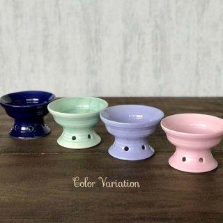 【業務用・卸】インセンスバーナー・チャリス・色を選べる5個セット(60%掛)