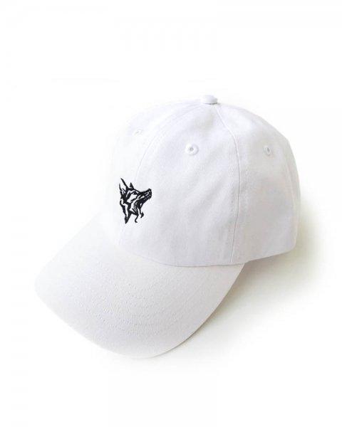 ≪OSA≫帽子3号 白 「狂犬」