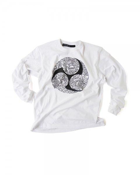 ≪OSA≫Tシャツ0号 長袖 「巴龍」