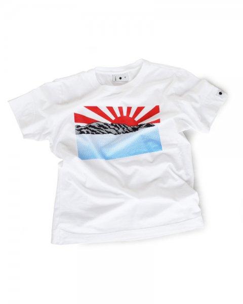 ≪義志≫Tシャツ 型第100 「日の出」