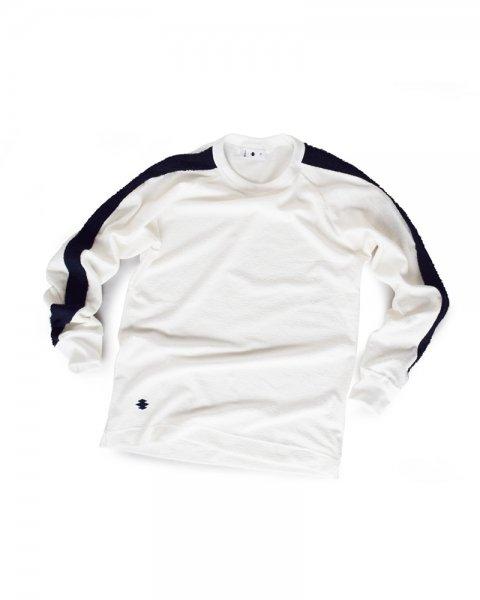 ≪義志≫Tシャツ 型第99 「立涌紋」 白