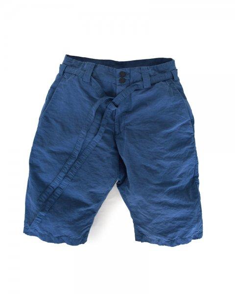 ≪義志≫段袋 型第2 藍