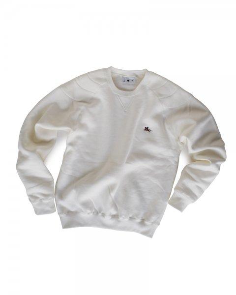 ≪義志≫かぶり丸襟羽織 型第3 「馬上の侍」  白