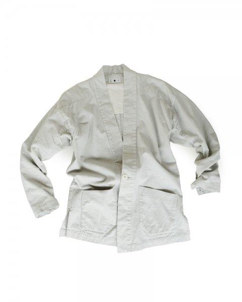 ≪義志≫大和羽織 型第13 白灰