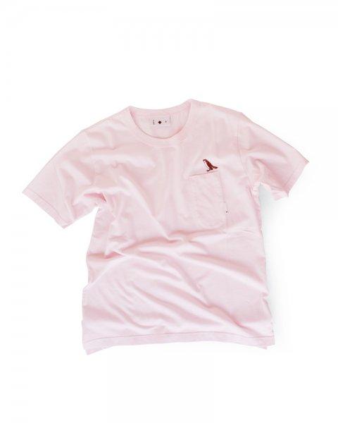 ≪義志≫Tシャツ 型第103 「雀」 桜