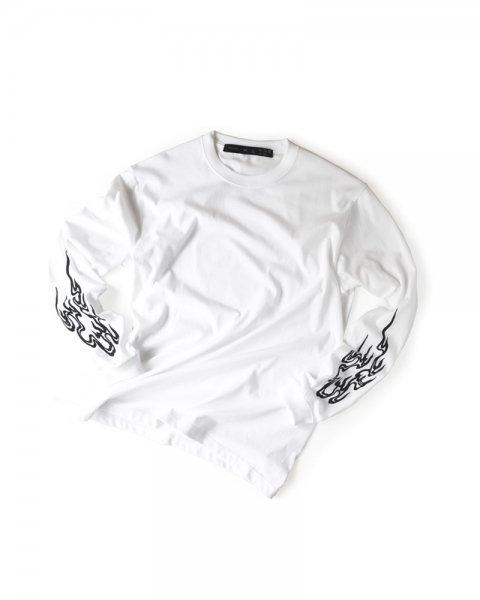 ≪OSA≫Tシャツ0号 長袖 「焔」