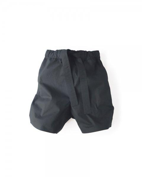 ≪OSA≫パンツ2号「洗い綿」黒