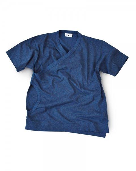 ≪義志≫Tシャツ 型第104 藍
