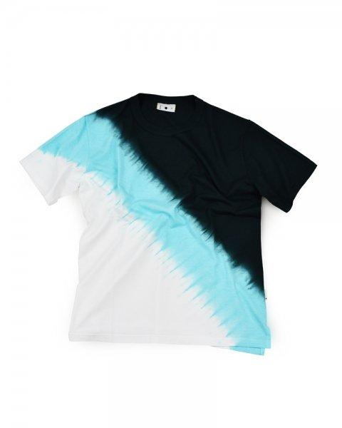 ≪義志≫Tシャツ 型第105 漆黒×空
