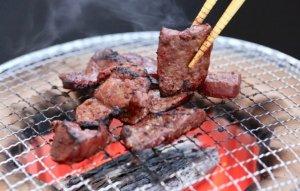和牛の牛レバー250g冷凍(たれ漬け)