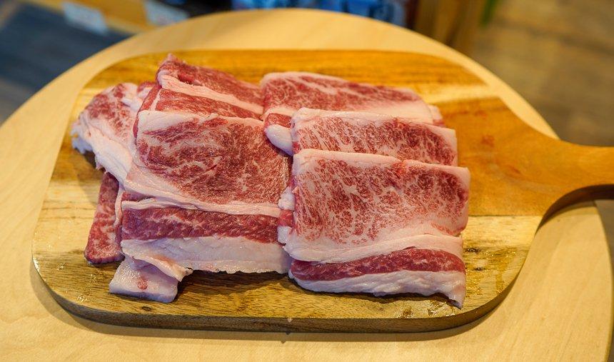 特製和牛カルビ 冷凍(A5ランク)