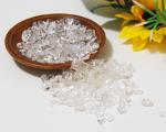 【浄化アイテム】さざれ石 水晶 100グラム 〜パワーストーンやお部屋の浄化にどうぞ〜