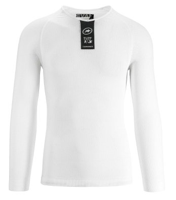 【ASSOS/アソス】SKINFOIL LS Summer Base Layer (夏用 長袖)