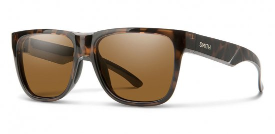 【SMITH/スミス】LOWDOWN 2 Tortoise / Polarized Brown(偏光)