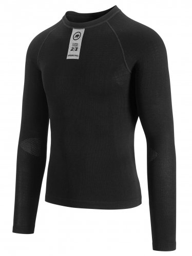 【ASSOS/アソス】SKINFOIL SPRING / FALL LS Base Layer (春秋用 長袖)