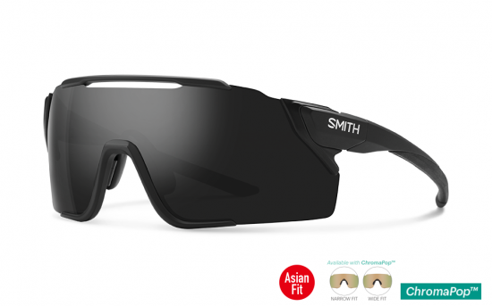 <img class='new_mark_img1' src='https://img.shop-pro.jp/img/new/icons14.gif' style='border:none;display:inline;margin:0px;padding:0px;width:auto;' />【SMITH/スミス】ATTACK MTB MATTE BLACK / 2 Lens Set(ChromaPop Sun Black & CP Low Light Amber)