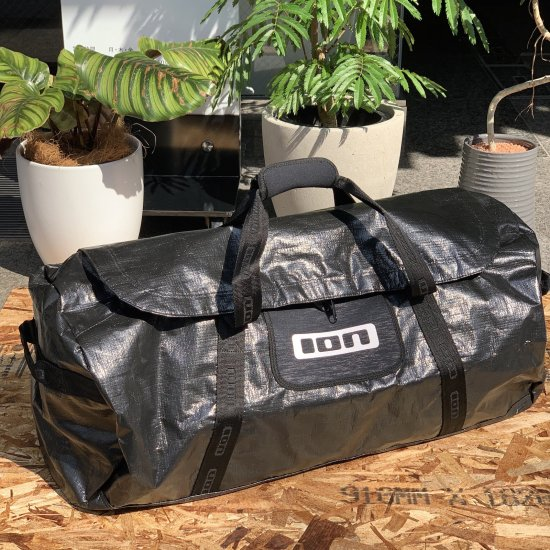 【ION/アイオン】UNIVERSAL DUFFLE BAG LARGE SIZE(75×40×35cm)/ ダッフルバッグ 大