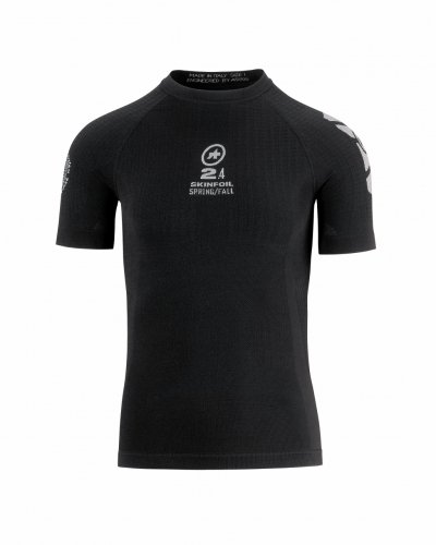 【ASSOS/アソス】SKINFOIL SS Spring/Fall Base Layer (春秋用 半袖)