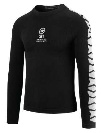 ARCHIVE SALE【ASSOS/アソス】SKINFOIL LS EARLY WINTER(初冬用 長袖) BASE LAYER