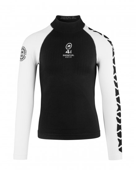廃番取扱い終了【ASSOS/アソス】SKINFOIL LS WINTER BASE LAYER
