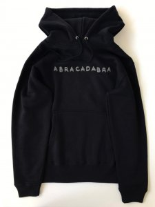 <img class='new_mark_img1' src='https://img.shop-pro.jp/img/new/icons5.gif' style='border:none;display:inline;margin:0px;padding:0px;width:auto;' />Foaming Logo! Hoodie black