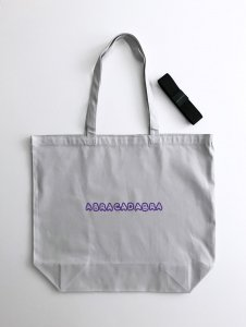 <img class='new_mark_img1' src='https://img.shop-pro.jp/img/new/icons5.gif' style='border:none;display:inline;margin:0px;padding:0px;width:auto;' />Folding! bag Gray×Purple