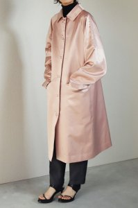 Suka Satin Coat (pink)
