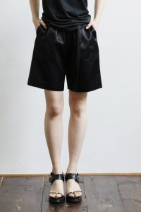 Easy Short Pants (satin black)