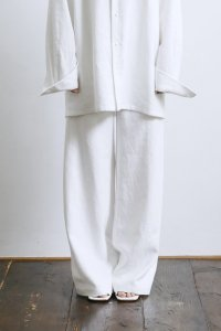 Hemp Wide Easy Pants