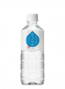 四国カルスト天然水 ぞっこん 500ml 1ケース(24本入り)