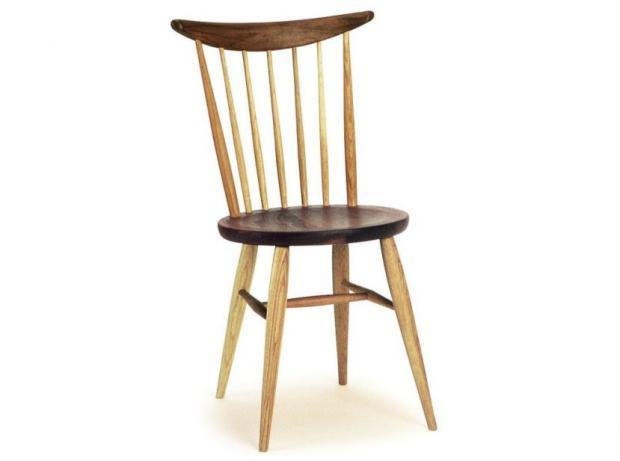 Side chair W554