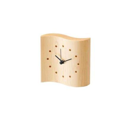 マイン時計(小) メープル