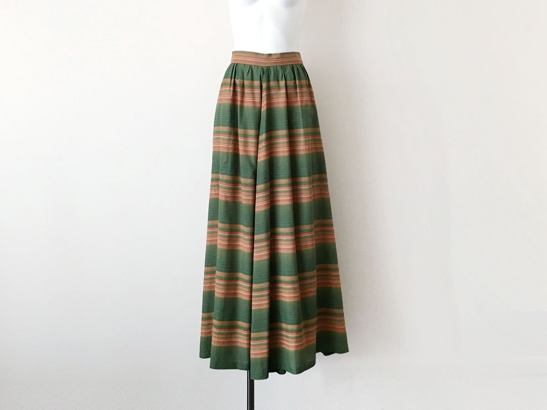 e2646a015 border long skirt sold out