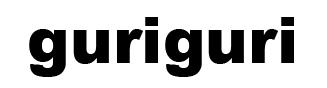 guriguri  bag & accessories brand
