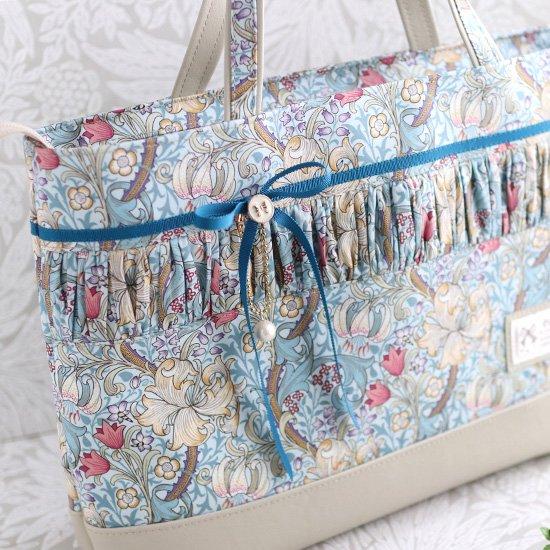 シャーリングバッグ 「リラ Lilas」