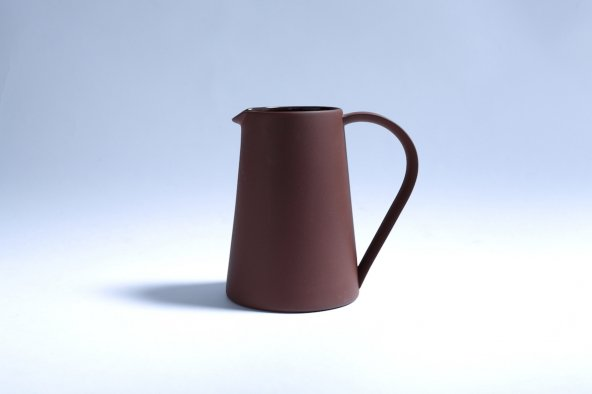 Pottery Series Pitcher (Terracotta)