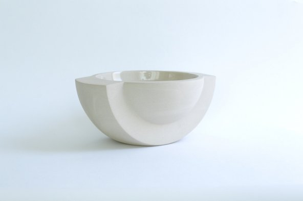 SATURN  (ceramic bowl)