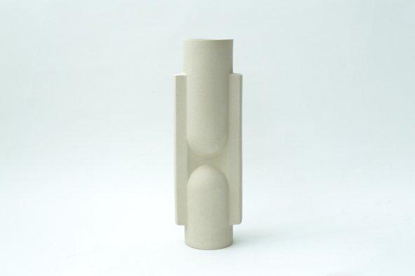 KALA  (slender ceramic vase)