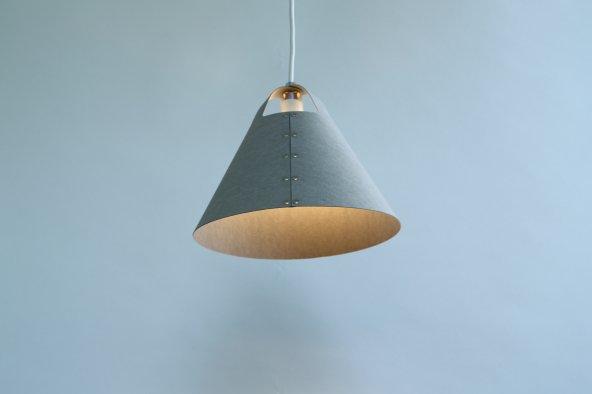 rivet lamp (Grey)