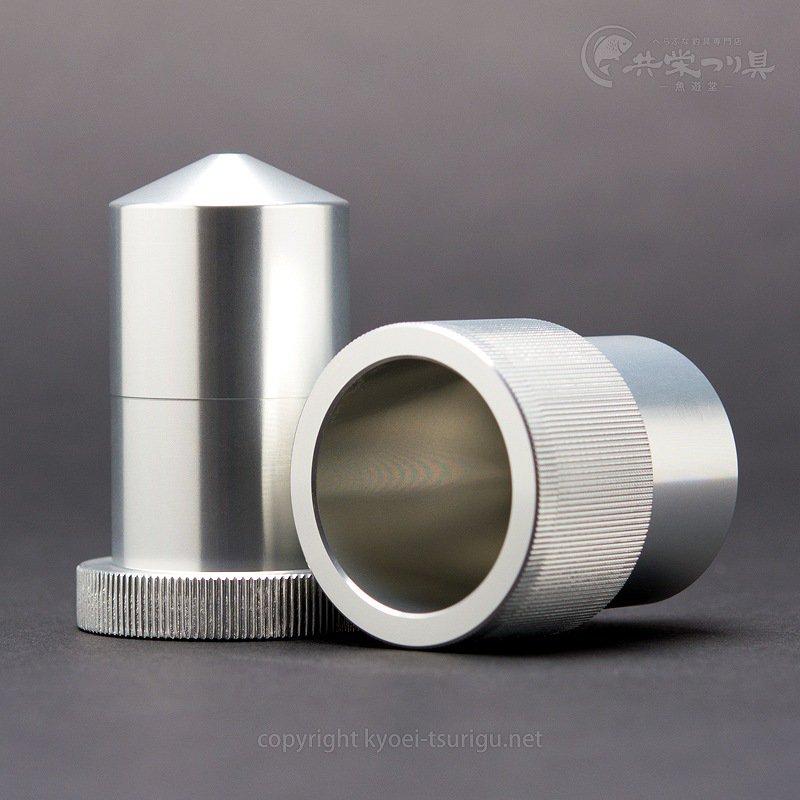 【ダイシン】削り出しアルミ製ポンプ台セットのサムネイル画像