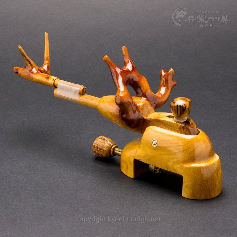 【杜松万力】山伏 特作 No.21(大) 大砲型 【送料無料】のサムネイル画像