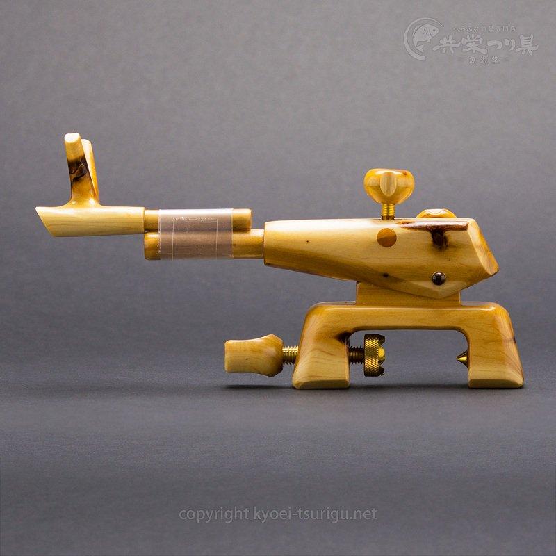 【杜松万力】道三No.21(小) 大砲型 【送料無料】のサムネイル画像