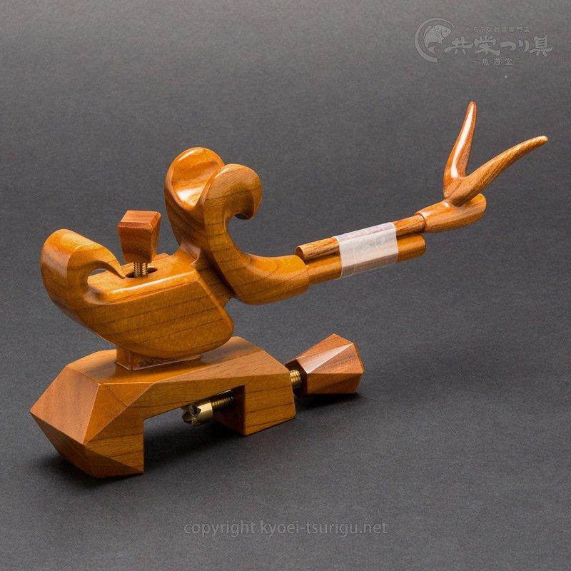 【夢釣工房】No.70 小々型 ケヤキのサムネイル画像