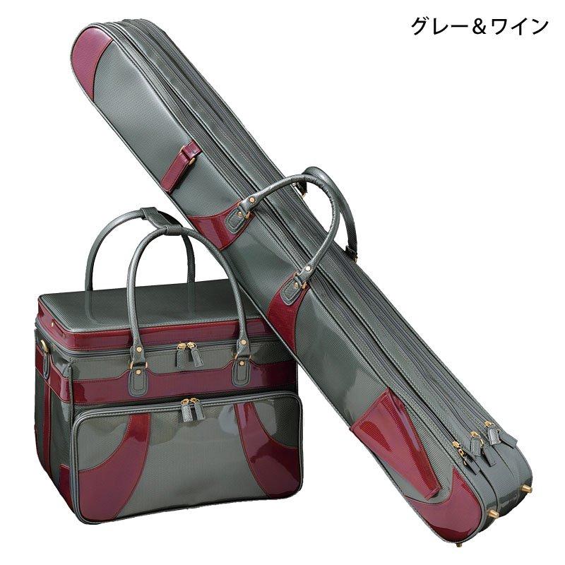【かちどき】へらバッグ・ロッドケースセット【送料無料】
