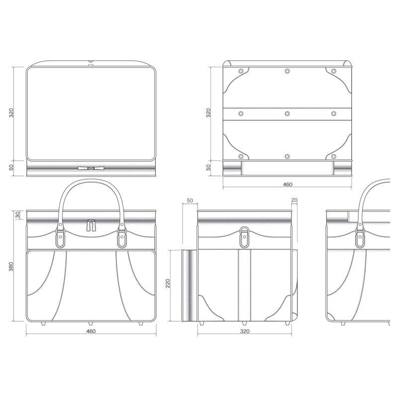【かちどき】へらバッグ・ロッドケースセット【送料無料】のサムネイル画像