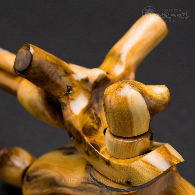 【杜松万力】万久作 No.25(中) 弓型 【送料無料】のサムネイル画像