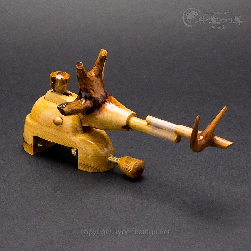 【杜松万力】山伏 特作 No.24(大) 大砲型 【送料無料】のサムネイル画像