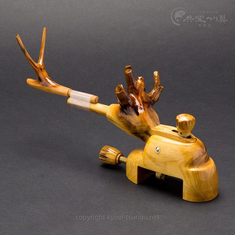【杜松万力】山伏 特作 No.25(大) 大砲型 【送料無料】のサムネイル画像