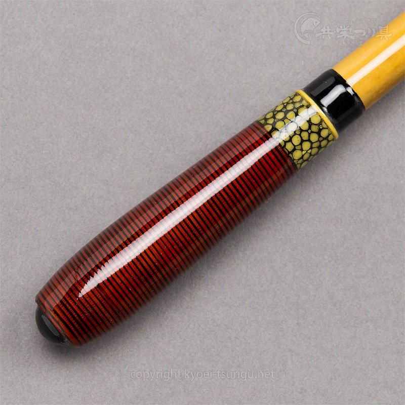 【共栄つり具】高級竹製ハリ外し(透かし籐+鮫皮) No.9のサムネイル画像